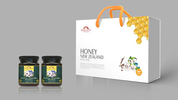 创意零食包装设计logo